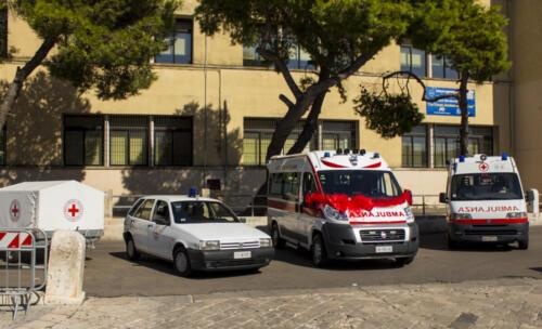 Inaugurazione ambulanza 2013