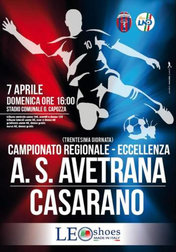 Casarano Avetrana 2