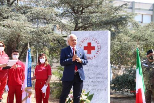 Cerimonia-inaugurazione-Stele-C.R.I.-Discorso-Presidente-dottor-Giacinto-Pettinati