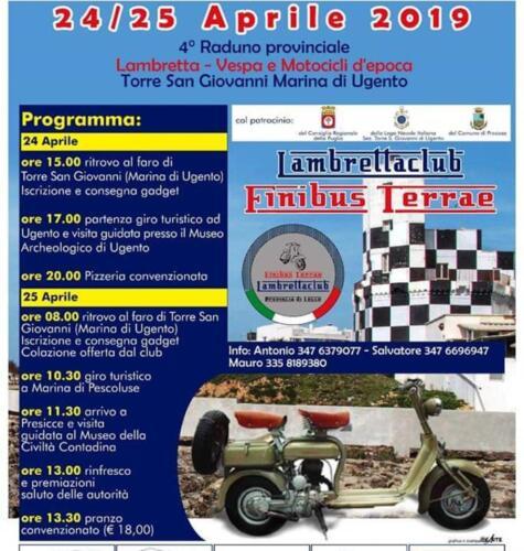 Festa Lambretta 1