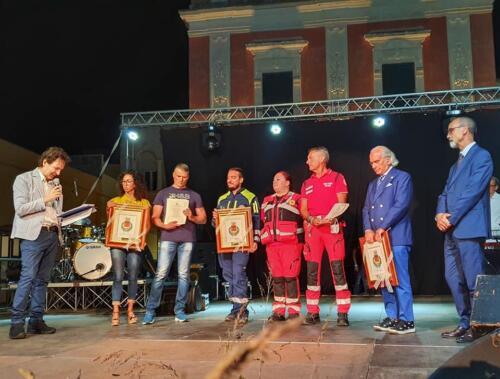 Pubblico Encomio - Città di Casarano.1