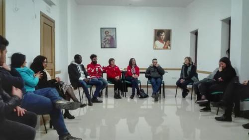 Testimonianza volontari CRI